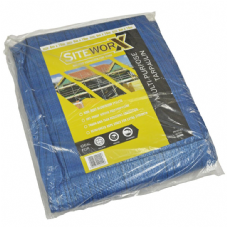 Multi-Purpose Tarpaulin 3m x 4m